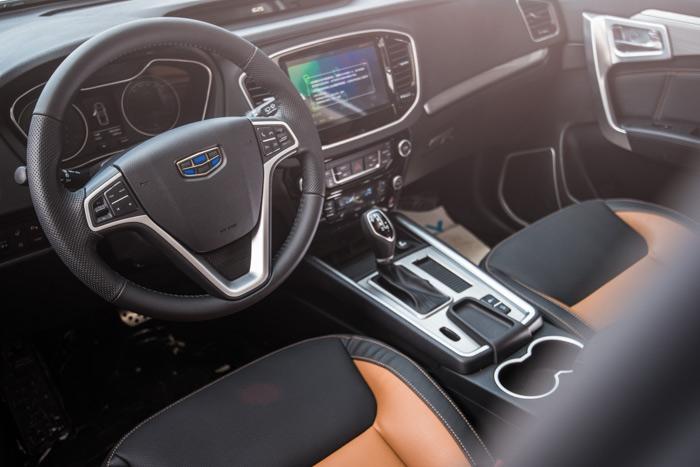 体验 为什么说吉利远景SUV有机会成为国民SUV高清图片