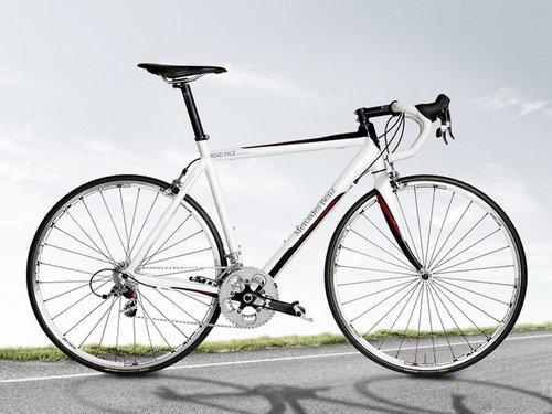 4万元一辆自行车 看大品牌低碳车生活
