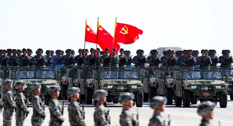 """东风自主崛起之路:军工品质的""""战狼""""征途"""