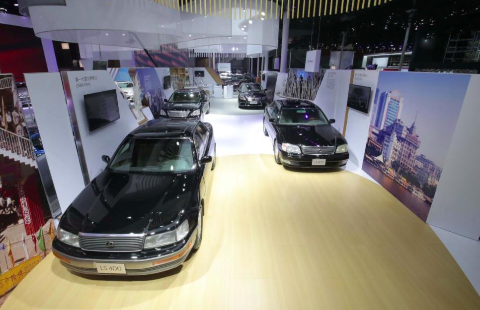 双旗舰演绎豪华的艺术 LEXUS雷克萨斯携全新LS、全新LC亮相2017广州车展