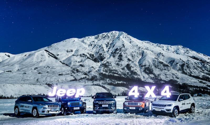 喀纳斯-30℃的冰点中 读懂选SUV